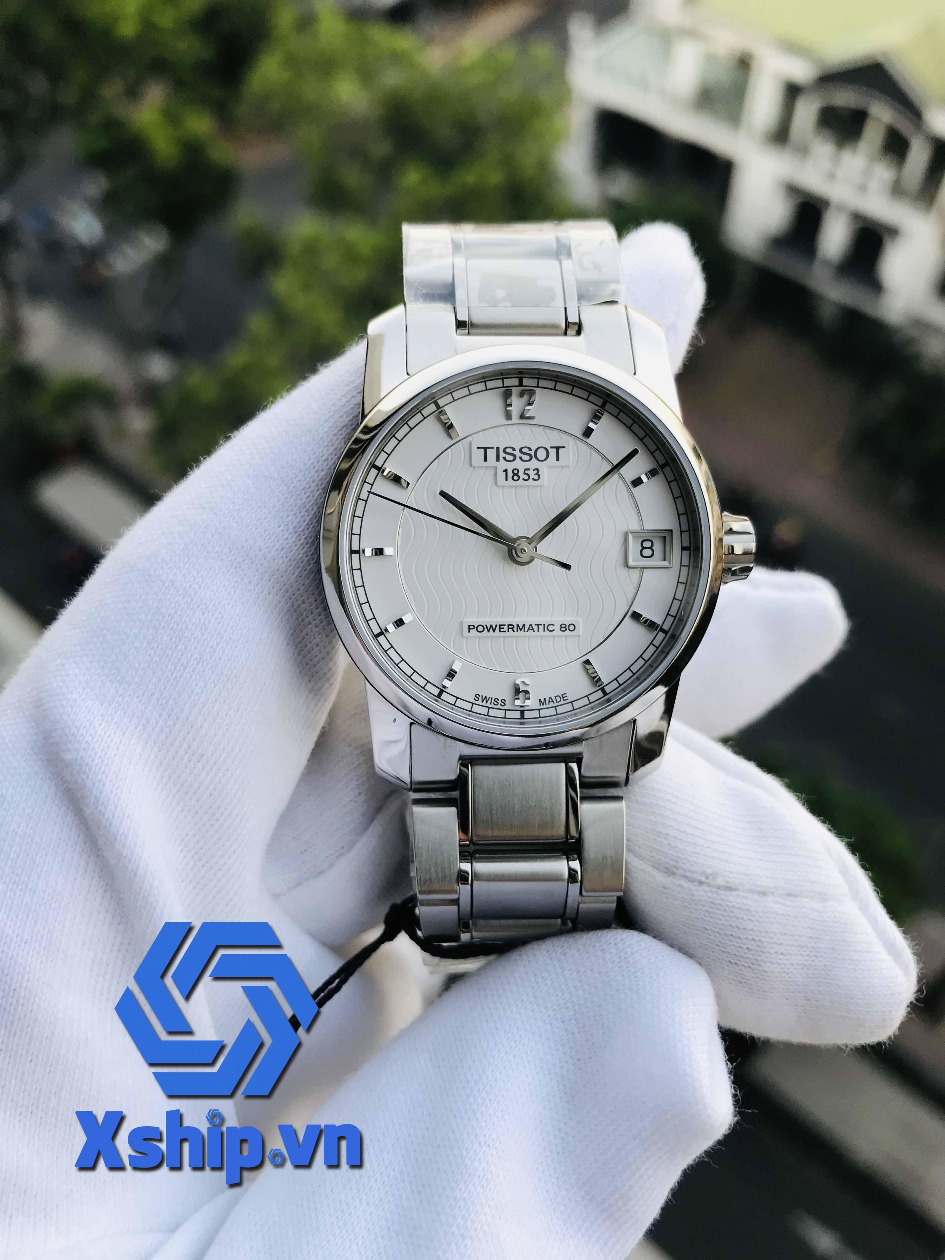 Tissot T-Classic Titanium Automatic Ladies T087.207.44.037.00 (T0872074403700)