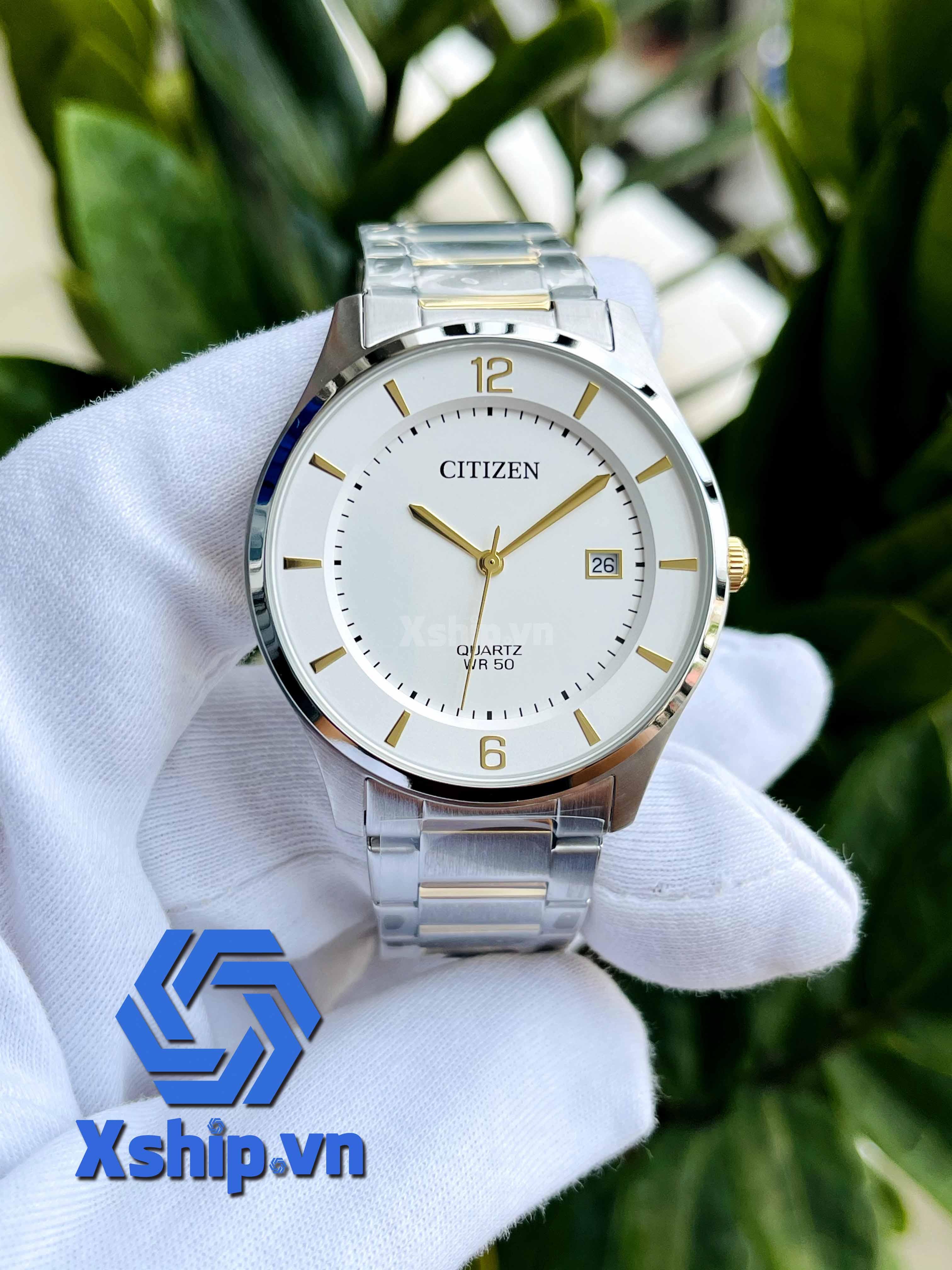 Citizen Quartz BD0048-80A