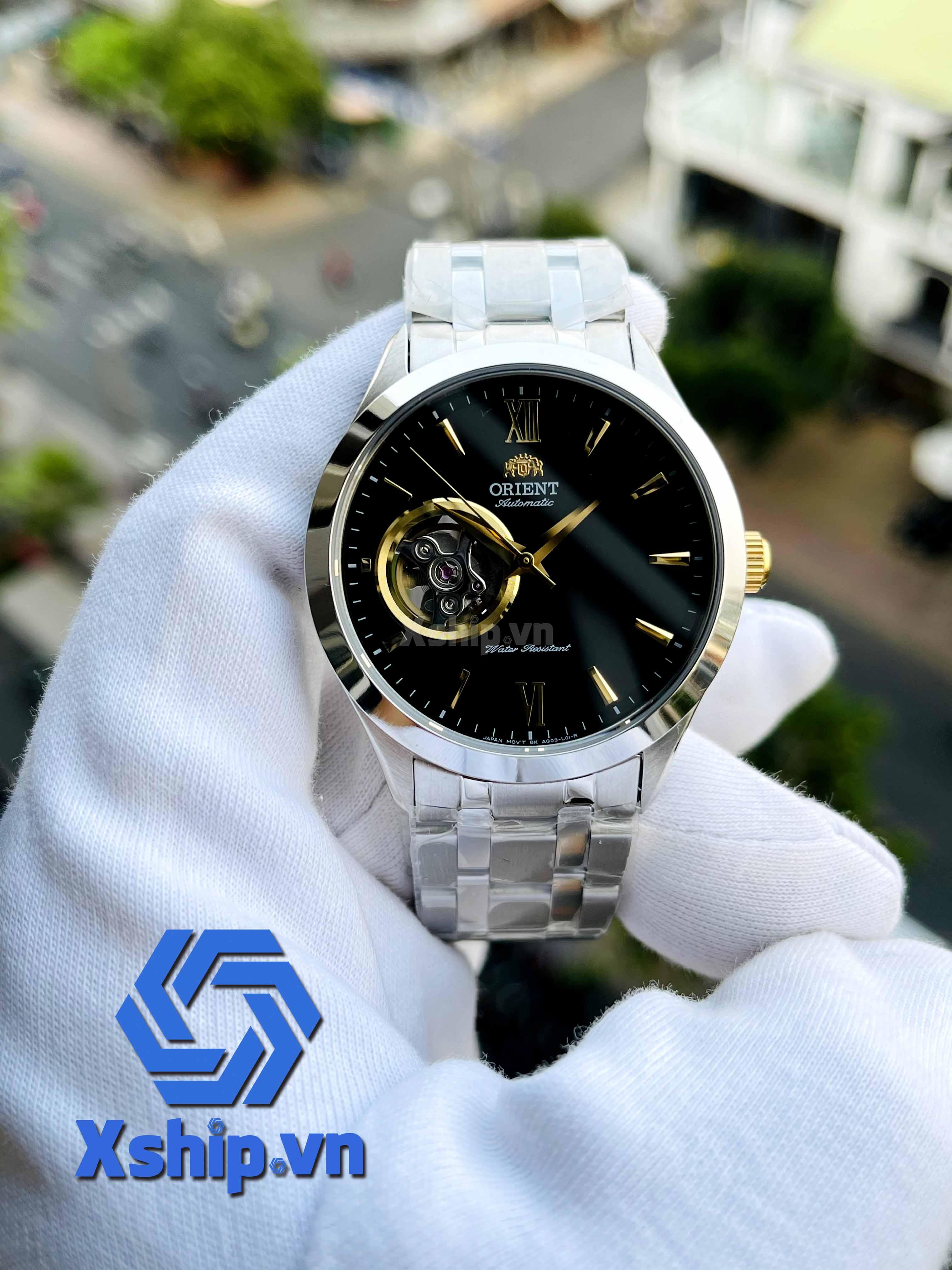 Đồng hồ Orient GOLDEN EYE II FAG03002B0