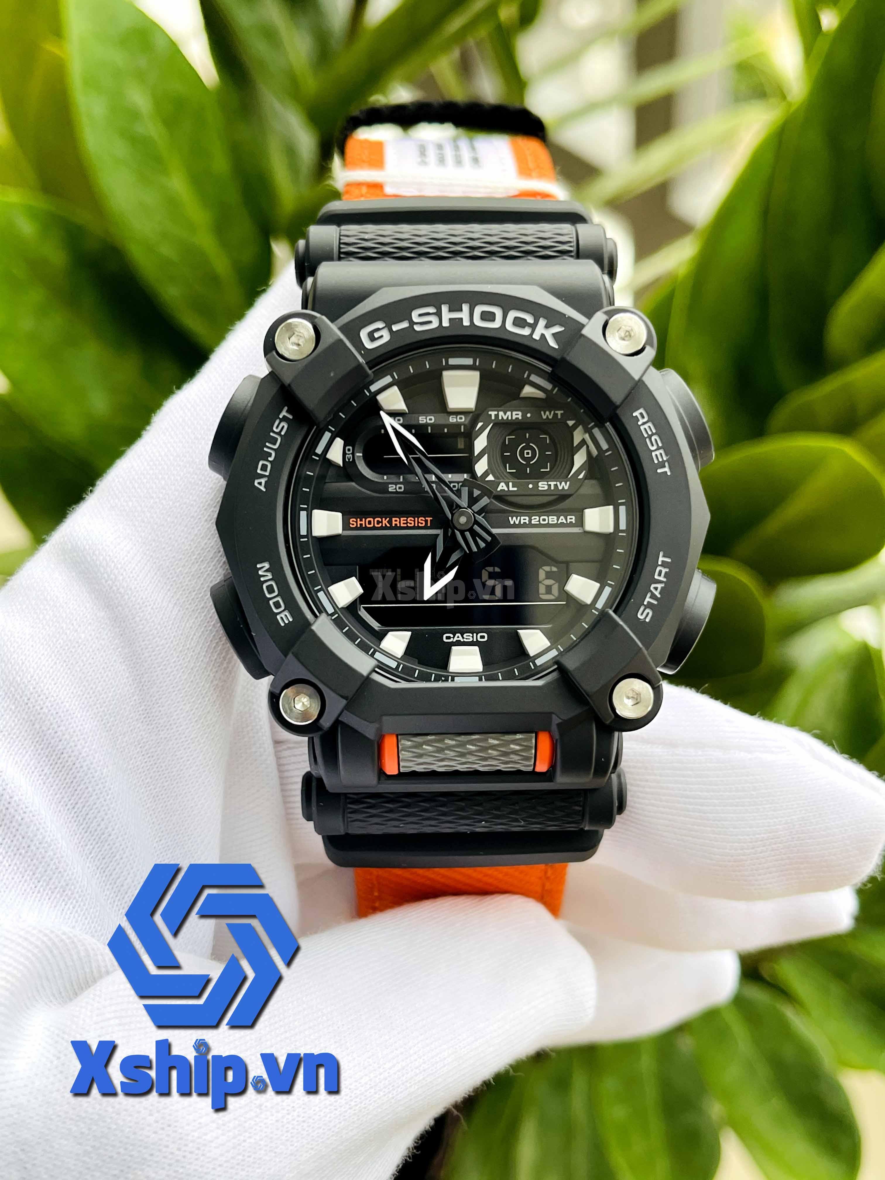Casio G-Shock GA-900C-1A4
