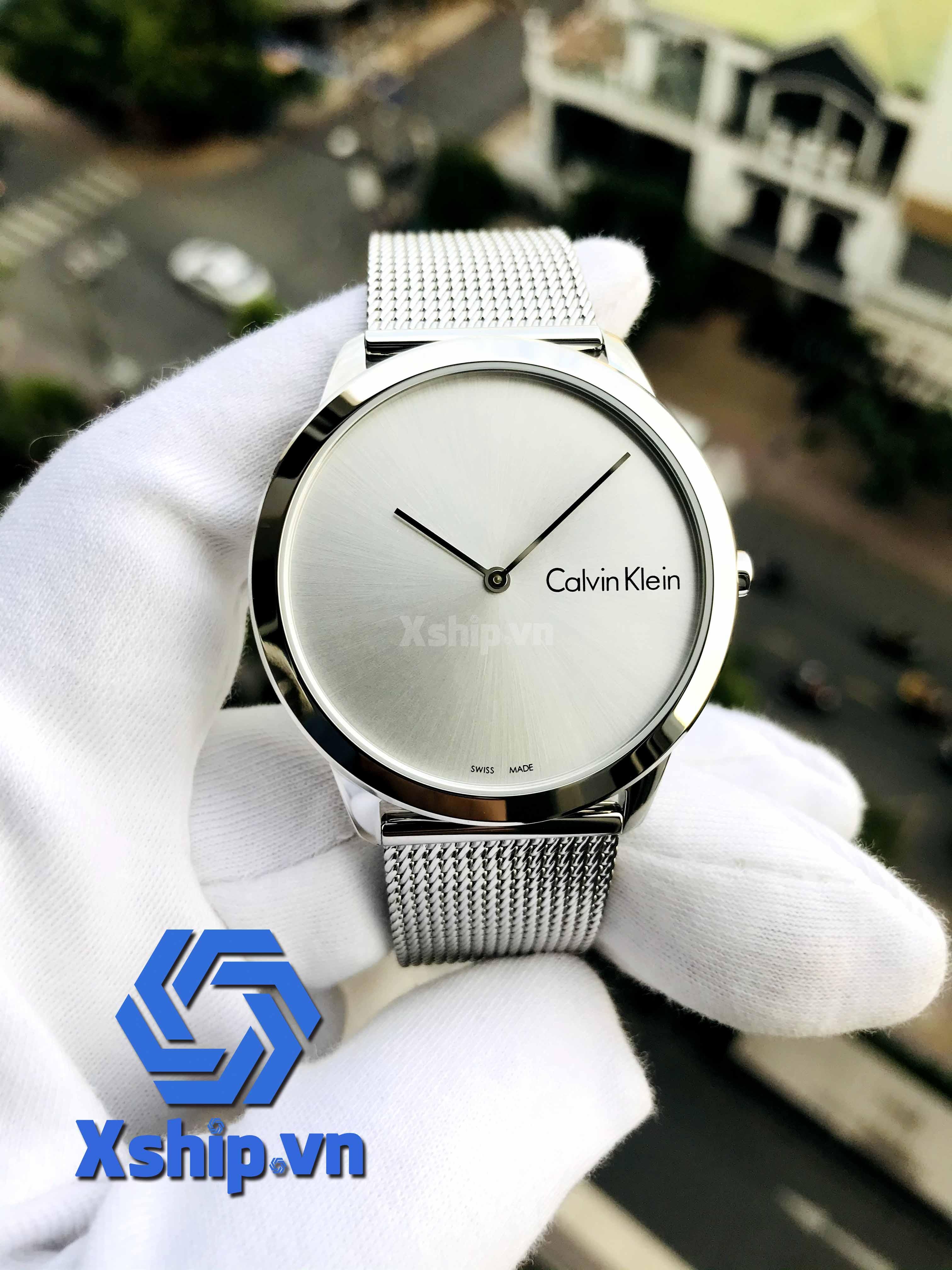 Calvin Klein K3M211Y6 Mens Watch - Quartz
