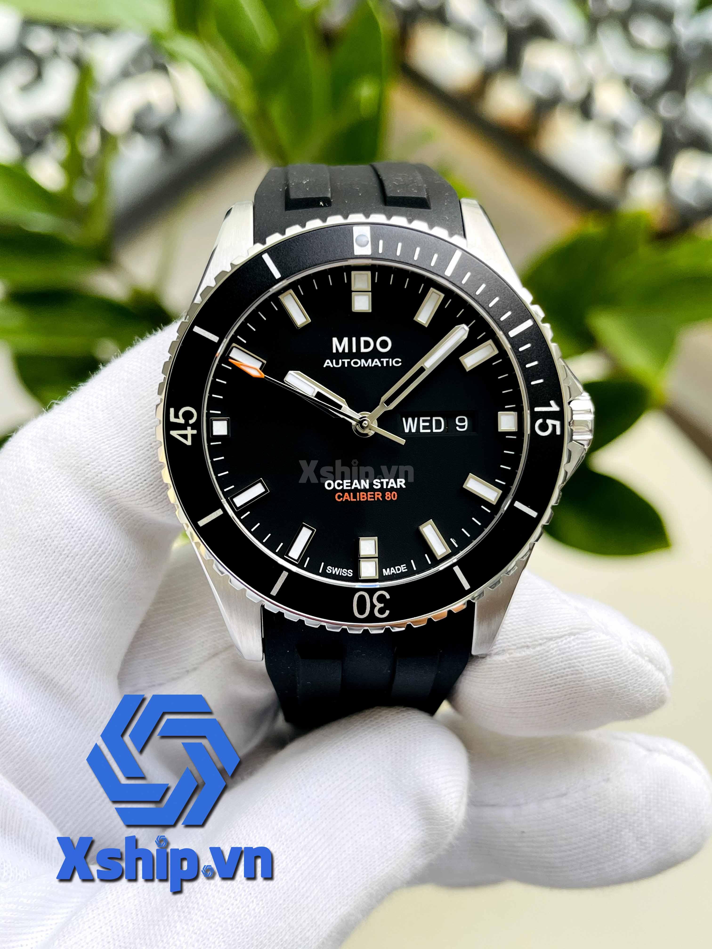 Mido Ocean Star Captain Automatic Mens M026.430.17.051.00 (M0264301705100)