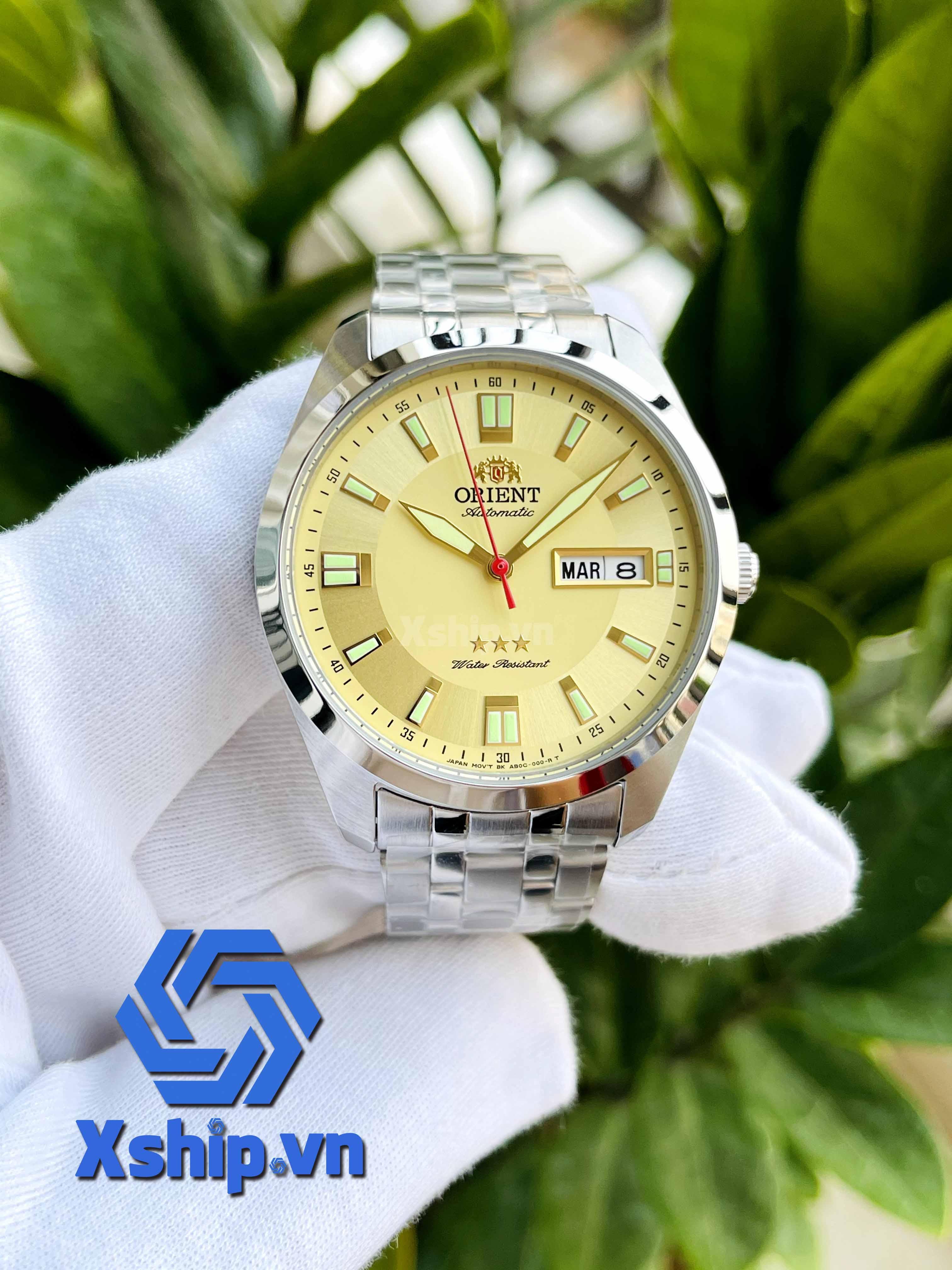 Orient Tri Star RA-AB0018G19B