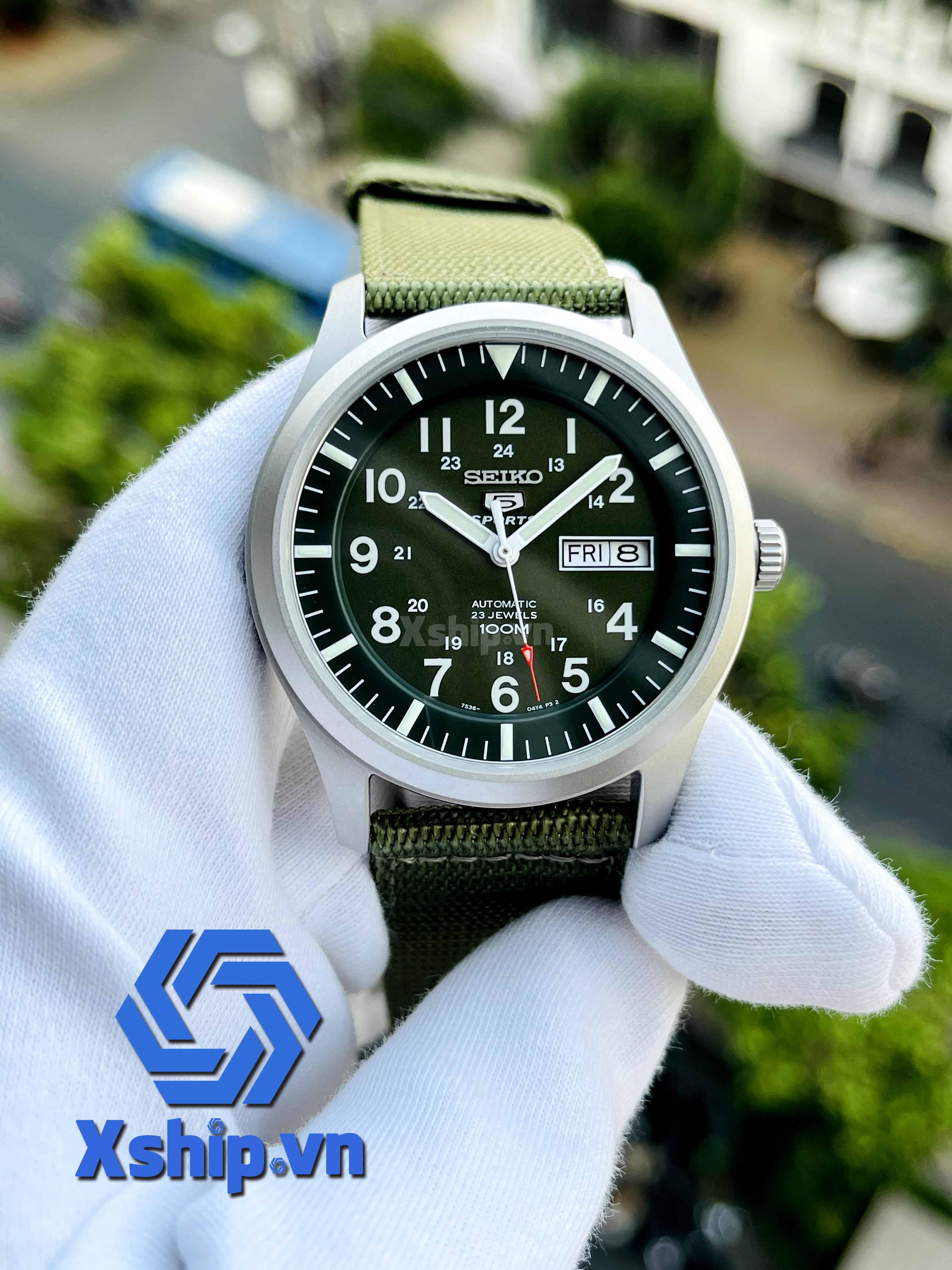 Seiko 5 Automatic SNZG09K1