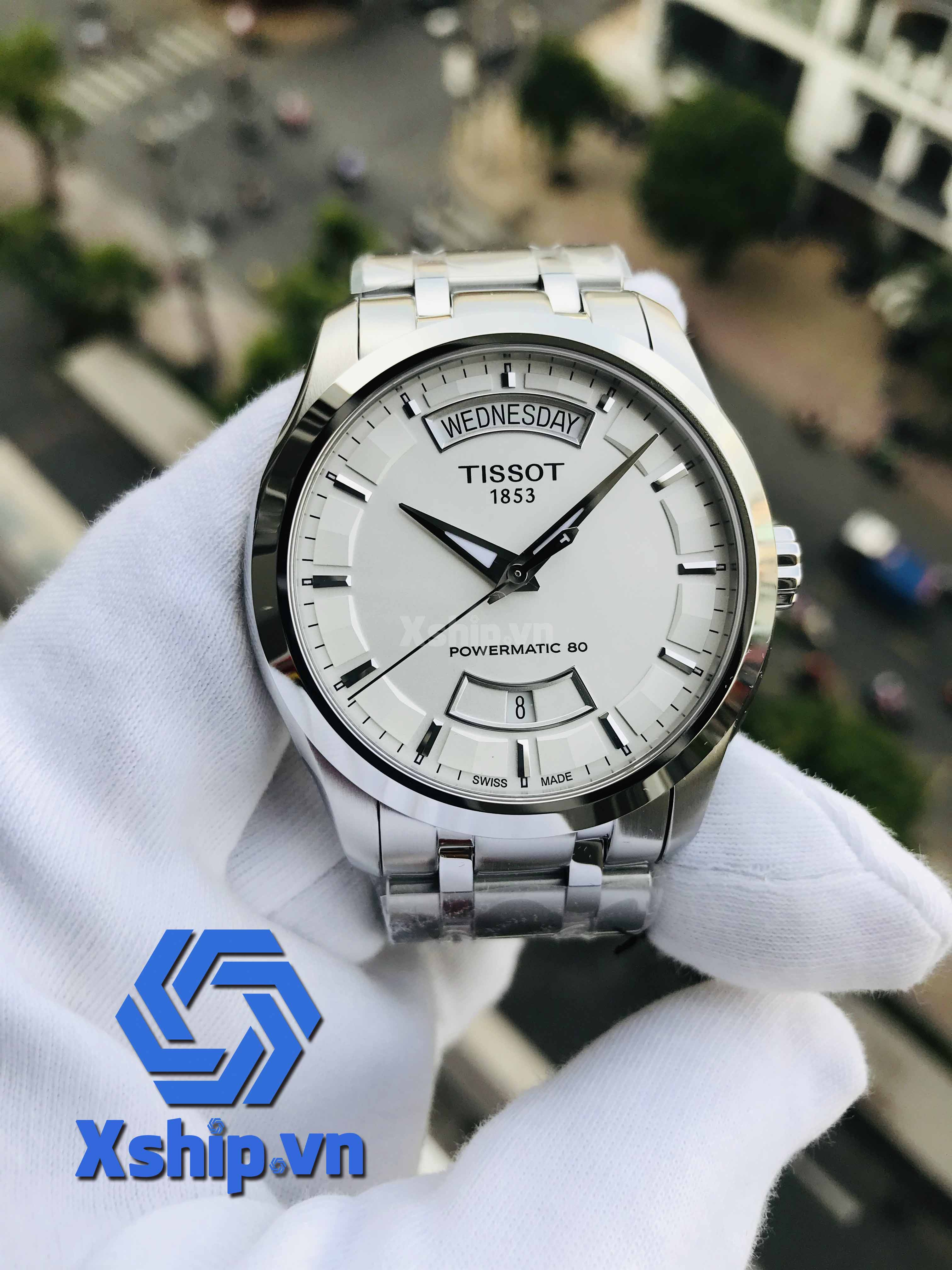 Tissot Couturier Powermatic 80 Gent T035.407.11.031.01 (T0354071103101)
