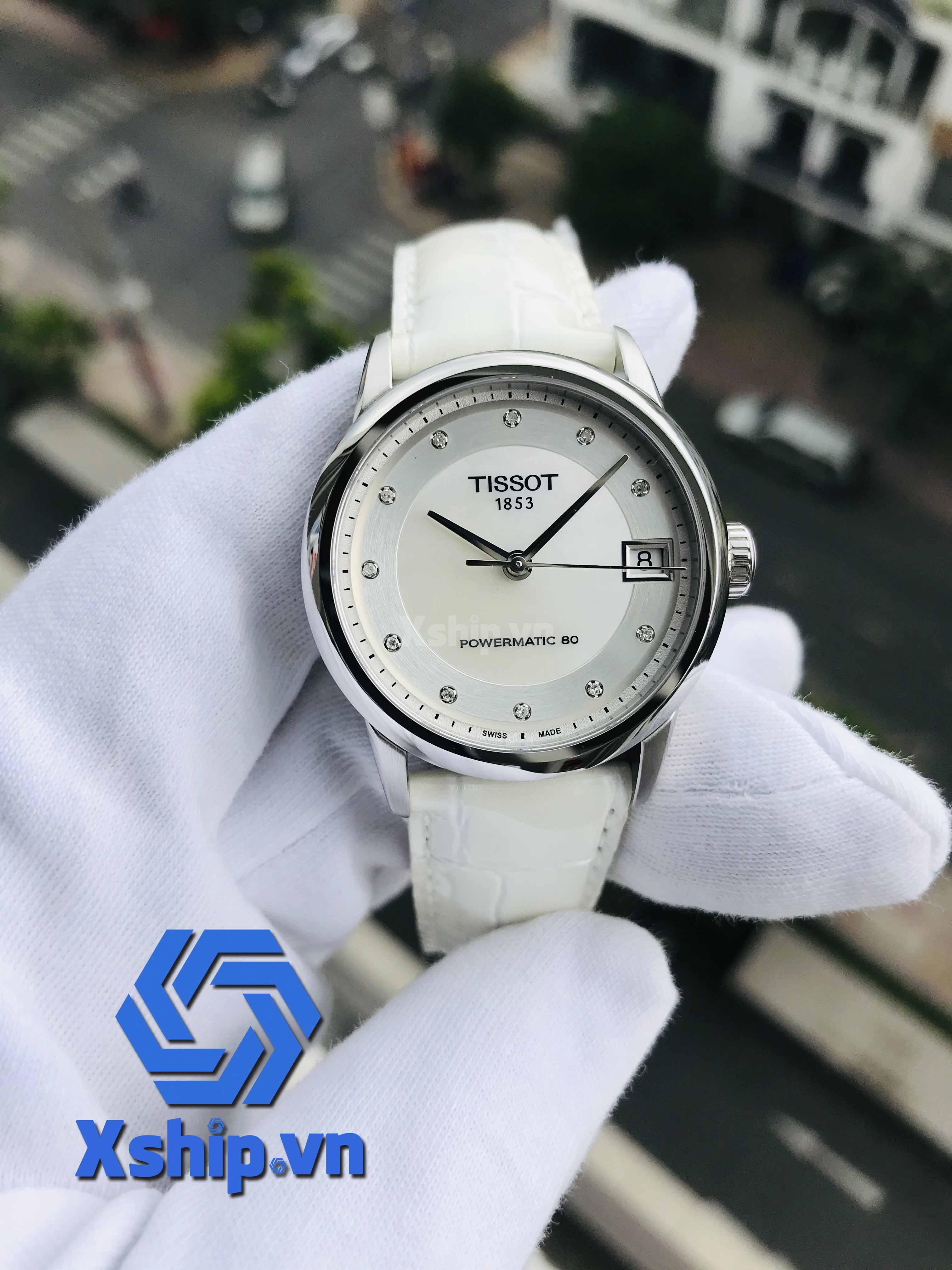 Tissot T-Classic Luxury Powermatic 80 MOP T086.207.16.116.00 (T0862071611600)