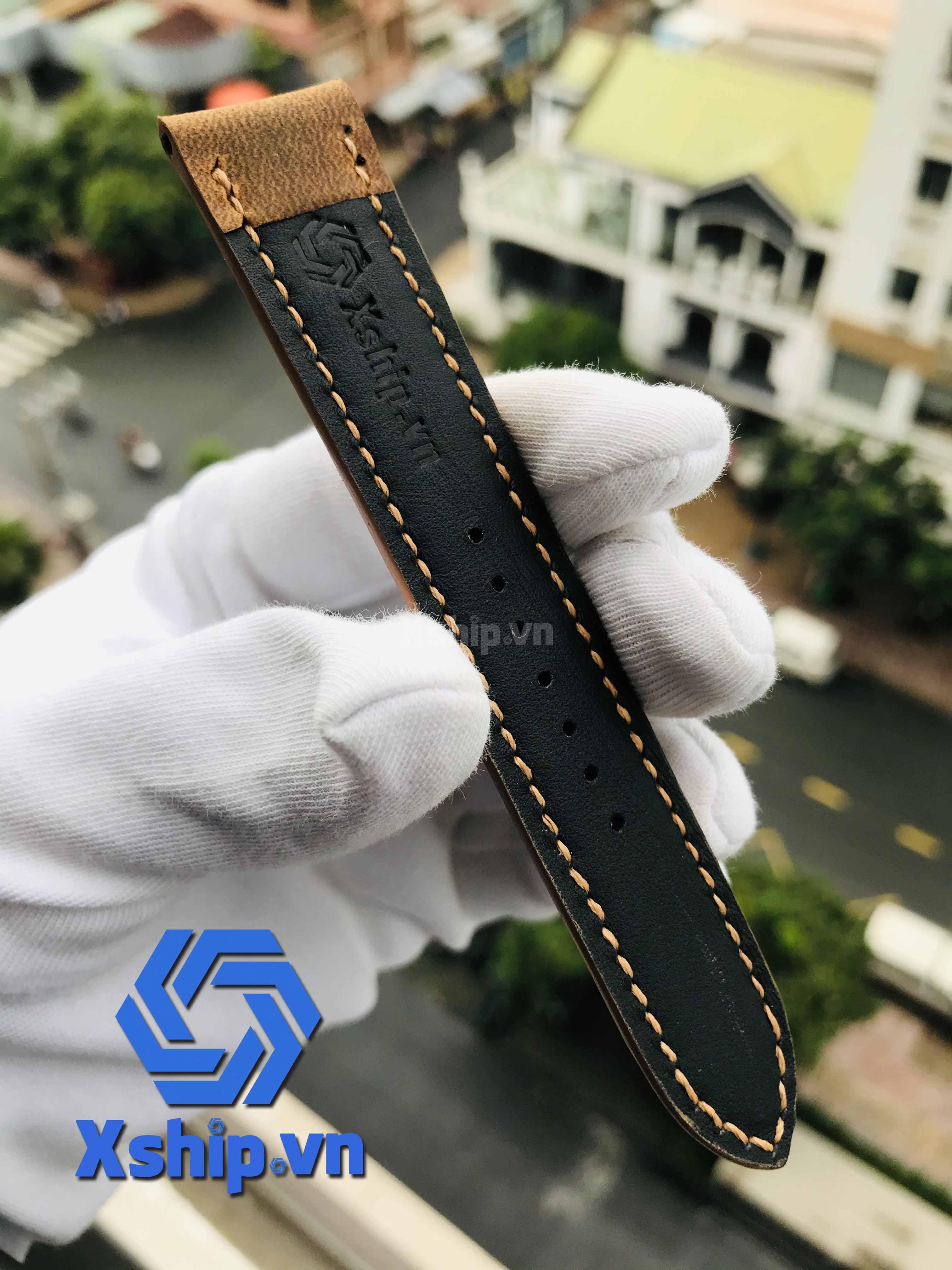 Tặng ngay một bộ dây da khi khách hàng đặt mua đồng hồ tại Xship.vn